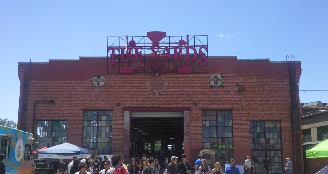 The Railyards Market