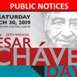 spdna abq public notices cesar chavez day 2019