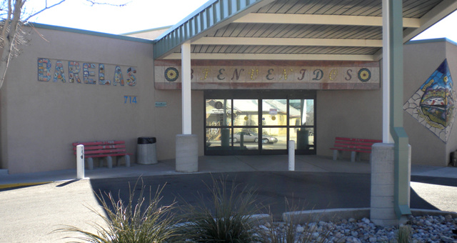 Barelas Senior Center