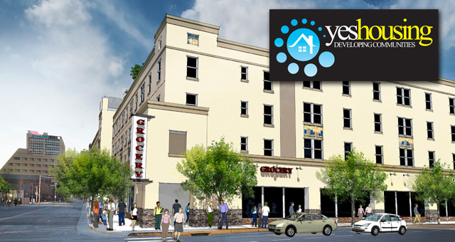 YES Housing at Imperial Building